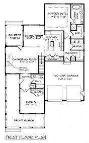 First Floor Master Bedroom Addition Plans Best 25 Narrow Lot House Plans Ideas On Pinterest Narrow House