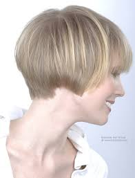 hair under ears cut hair women s hair cut to ear length side view