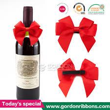 wine bottle bows wine bottle neck decorative bows wine bottle neck decorative bows