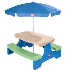Playskool Picnic Table Little Tikes Picnic Table Umbrella Home Table Decoration