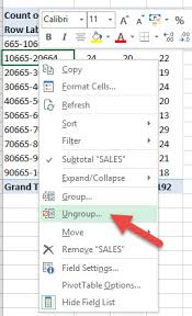 What Is A Pivot Table Excel 50 Things You Can Do With Excel Pivot Tables Free Microsoft