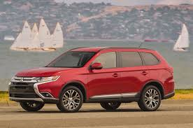mitsubishi convertible 2016 2016 mitsubishi outlander reviews and rating motor trend