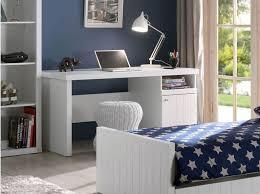 bureau de chambre bureau de chambre coucher deco ameublement garcon model cher
