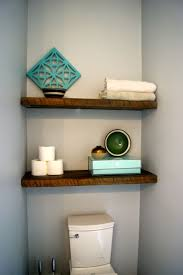 bathroom bathroom shelves over toilet diy modern double sink