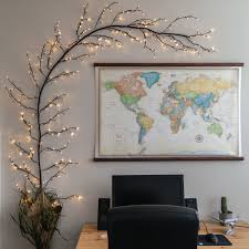 Lighted Twigs Home Decorating Lighted Branches Wintergreen Corporation