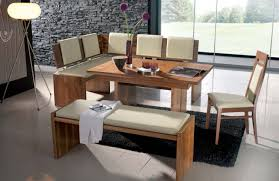 bench stunning corner nook dining sets 87 in home design with