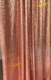 Gold Shimmer Curtains Lqiao 10ftx10ft Sequin Curtain Backdrop Gold Shimmer Sequin