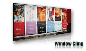 las vegas window cling printing