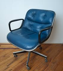 Blue Leather Executive Office Chair Wonderful Office Chair 12 For Professional Office Chairs With