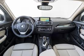 bmw 125i interior drive review bmw 1 series 2015 f20 update