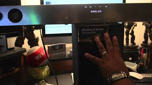 samsung wireless home theater system samsung electronics hw d551 home theater system open box and how