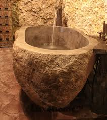 stone baths bathtub stone 39 inspiring design on bathtub stone ideas icsdri
