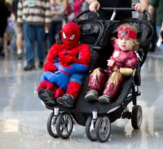 Meme Baby Products - little spiderman and iron man cosplay know your meme