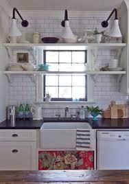 kitchen window shelf ideas these kitchen shelves windows are just gorgeous the