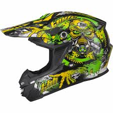 motocross helmet goggles thh tx 15 2 motocross helmet mx off road adventure quad pit bike