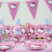 Hello Kitty Party Decorations Compare Prices On Themes Kitty Parties Online Shopping Buy Low