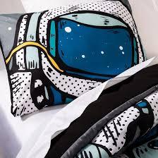 How Big Is A Twin Comforter Astro Adventure Comforter Set Pillowfort Target