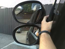 Blind Spot Side Mirror Uk Side View Mirrors With Built In Blind Spot