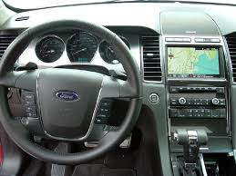 Taurus Sho Interior On The Road Review Ford Taurus Sho The Ellsworth Americanthe