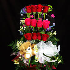 next day flower delivery roses teddy in moreno valley ca garden of roses
