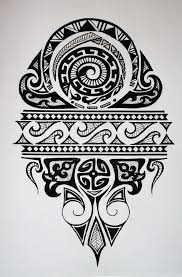 maori by lunkaro on deviantart polynesian tattoo tribal