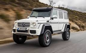 mercedes truck 4x4 exclusive mercedes benz g500 4x4 review gtspirit