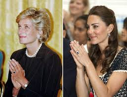 ring diana take a look at the royals engagement rings through history as