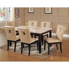 marble dining room set furniture home pamz white marble dining table new design modern