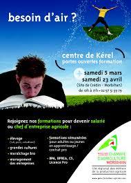 chambre d agriculture morbihan formation agricole portes ouvertes formations par apprentissage