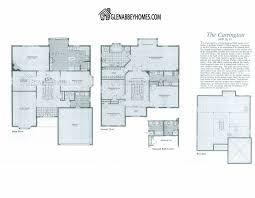 Floor Plan Of Westminster Abbey Builders U2013 Glen Abbey Homes