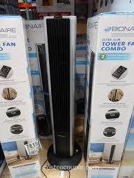 sunter tower fan costco bionaire tower fan combo