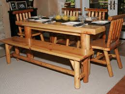 corner kitchen table complete with cornering bench and 2 dining