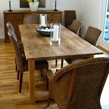 Waxed Pine Dining Table Pine Dining Table The Key Table Stat To Keep In Mind Each Person