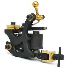 popular handmade micky sharpz mini tattoo machine gun for liner