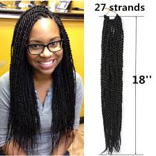 Synthetic Hair Extension by 18