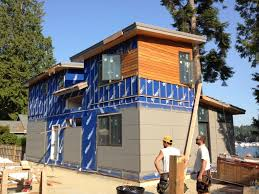 modern prefab method homes