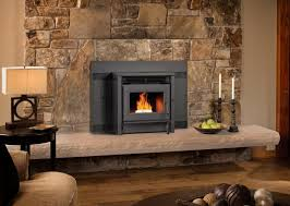 install wood burning fireplace without chimney home design
