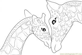 20 free printable giraffe coloring pages everfreecoloring