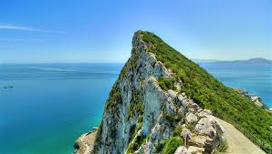 Show Gibraltar On World Map by Gibraltar Travel Lonely Planet