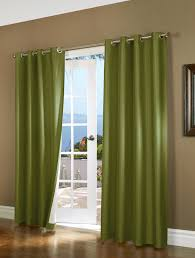 Green Eclipse Curtains Hologram Grommet Panel Indoor Outdoor Top Curtains And Panels