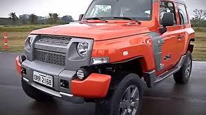 ford troller trailer r 110 990 novo troller t4 2015 4x4 aro 17 3 2 ford