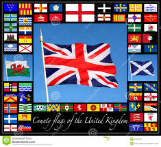 county flags of the united kingdom stock image image 35426061