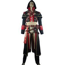 Assassin Halloween Costumes Assassins Creed Rogue Shay Patrick Cormac Unigform Hoodie