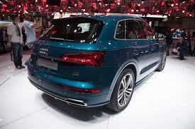 Audi Q5 New Design - 2017 audi q5 larger lighter and luxurious er autoguide com news