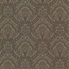 wallpaper for house beacon house 56 4 sq ft cypress charcoal paisley damask wallpaper