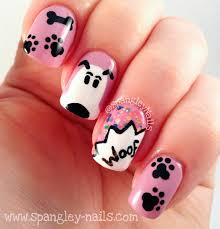 must love dogs rhinestones nail art blog and stamping spangley