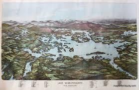 antique folding maps and charts u2013 original vintage rare