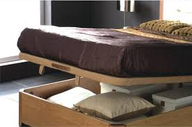 lift up bed frame lift storage bed a try gas lift ottoman bed