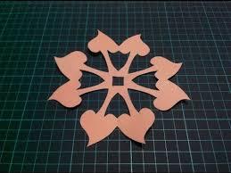 diy kirigami paper cutting craft designs patterns u0026 templates