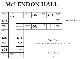 Most Efficient Floor Plans Mclendon Hall Residence Life And Housing Drew University